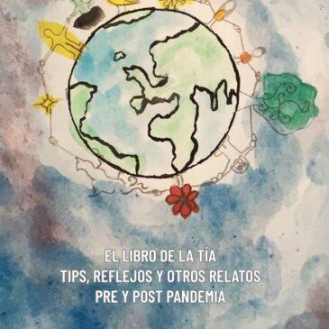 Presentación en Biocultura on: » El LIBRO de LA TÍA TIPS, REFLEJOS Y OTROS RELATOS PRE POST PANDEMIA». Sandra Campos Landazábal.