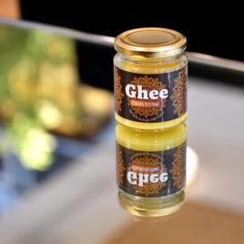 Ghee Caldes d'Estrac 250 ml  Mantequilla Clarificada Ayurveda 100  Artesanal y Ecológica Certificada – Oferta de introducción