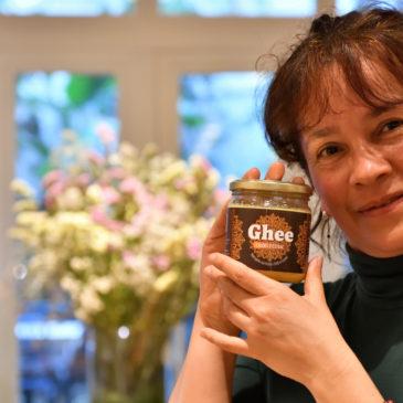 Tiendas  donde comprar  Ghee Caldes d'Estrac (mantequilla clarificada ayurveda 100% artesanal, ecológica certificada y de proximidad.